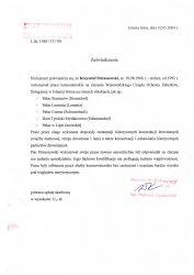 Referencje - Renoma - Stolarnia Jelenia Góra